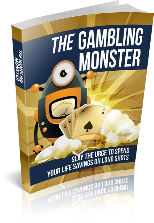 Product picture The Gamblin Monster
